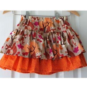Exclusive Bella Bee Autumn Skirt